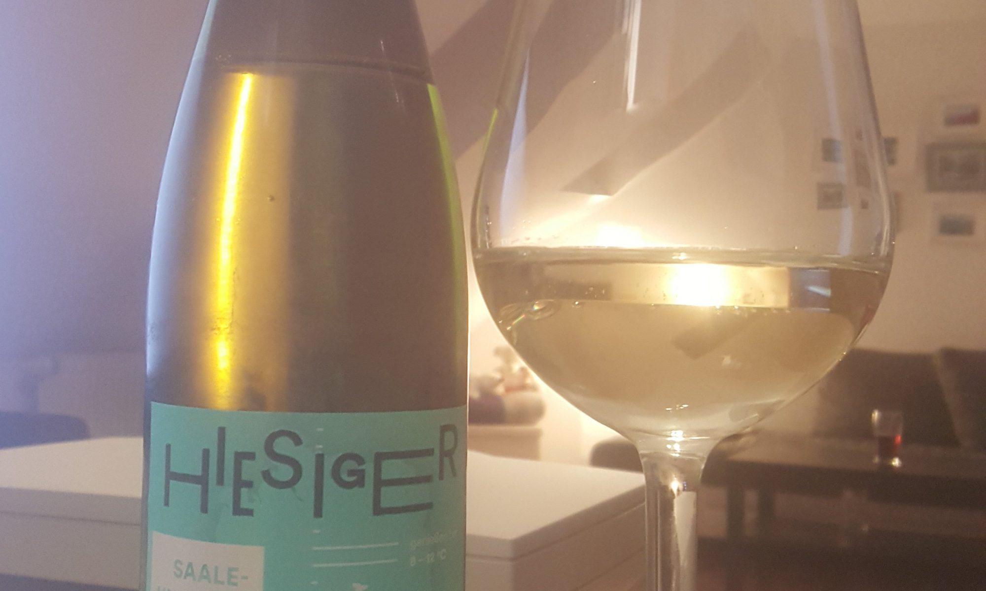 Cuvee Weißwein - Weinhaus Hiesiger Freyburg
